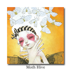 Shannon Toth Moth Hive
