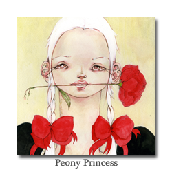 Shannon Toth Peony Princess